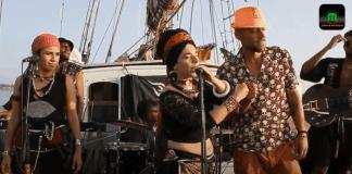 I-SCIENCE: La rencontre des pirates à bord du navire Buona Onda Bomama sur les eaux de Dakar