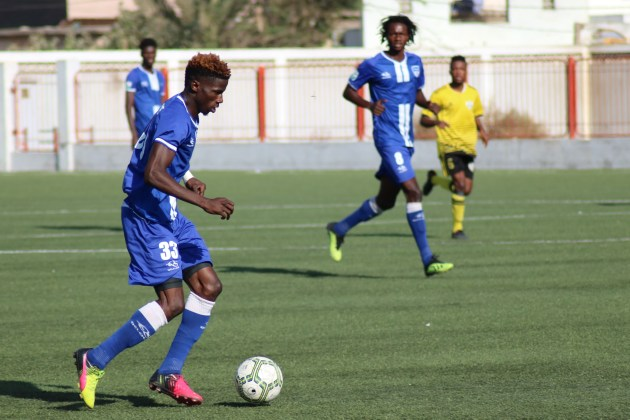 Moussa Sané / Dakar Sacré-Cœur vs ASAC Ndiambour