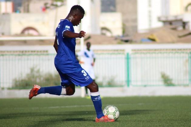 Ibrahima Sonko Traoré Dakar Sacré-Coeur