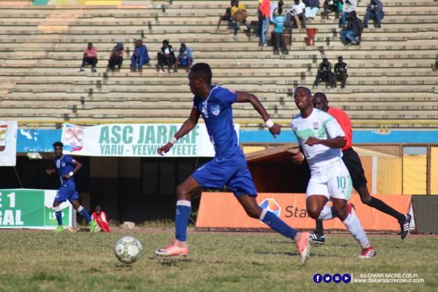 Dakar Sacré-Cœur vs ASC Jaraaf / Boubacar Thiam