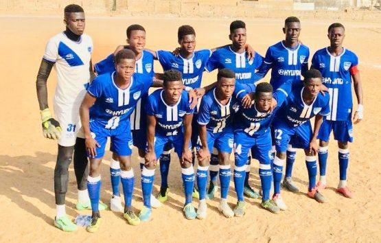 U19 Dakar Sacré-Coeur DSC