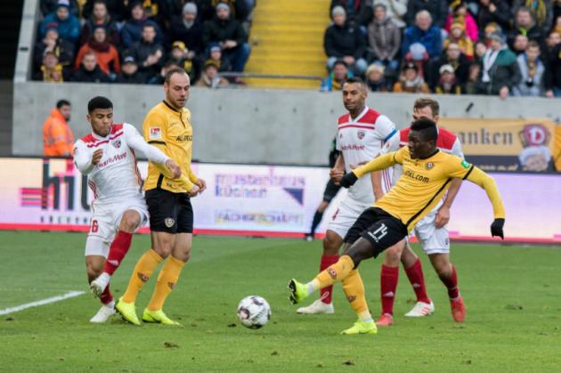 Moussa Koné de Dynamo Dresden