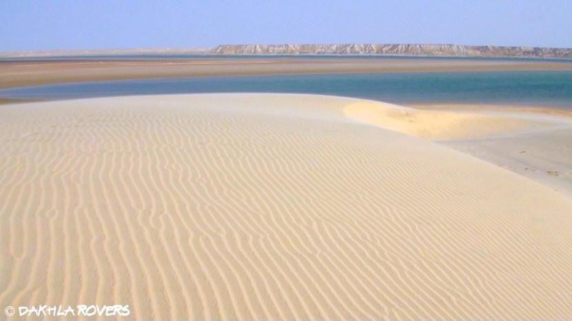 #DakhlaRovers White Dune