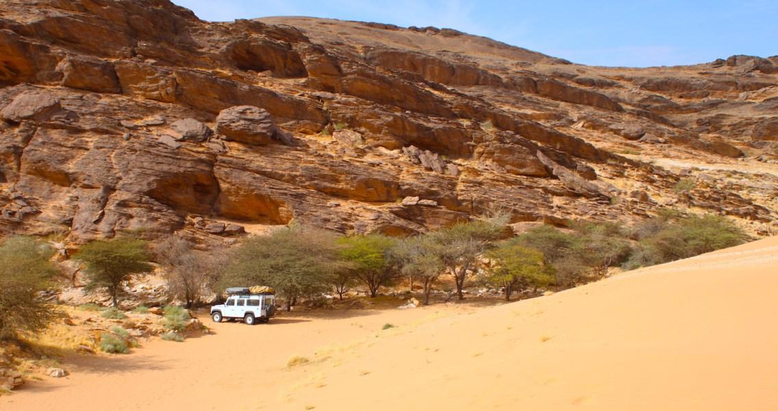 #Dunes #desert #mountain # Dakhla
