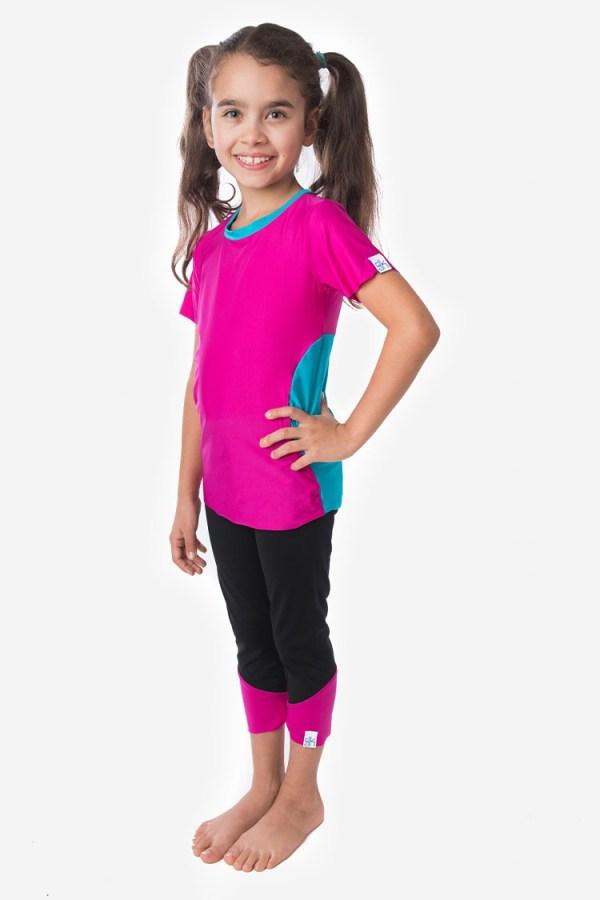 Light T-shirt Kids Girls