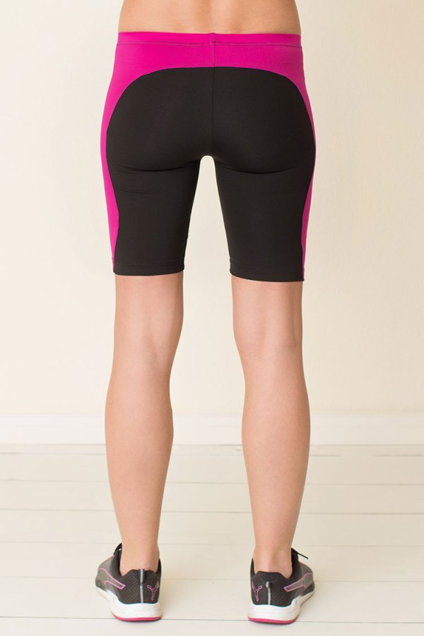 Shorts Lady