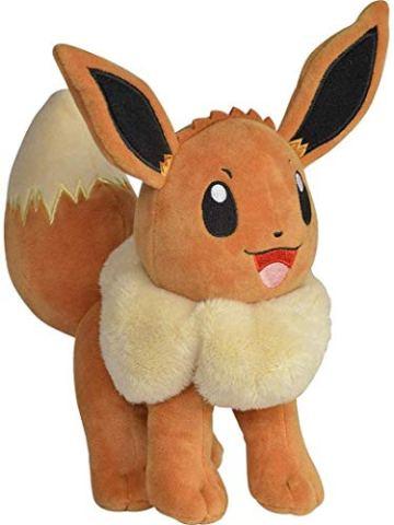 Pokémon Plüschfigur Evoli 20cm
