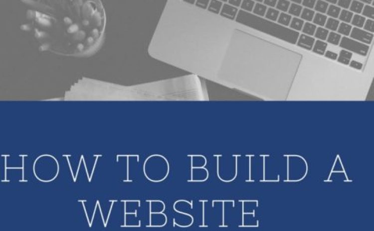 How to Build a website easily. (Beginners)