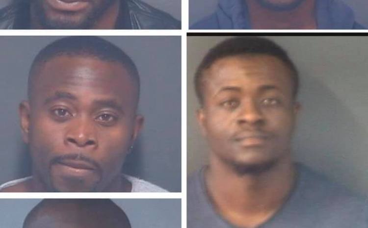 5 Nigerians sentenced to 14 years in prison for BT fraud in UK