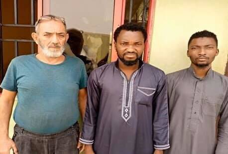 Lebanese and two Nigerians charged in court for trafficking Nigerians for prostitution