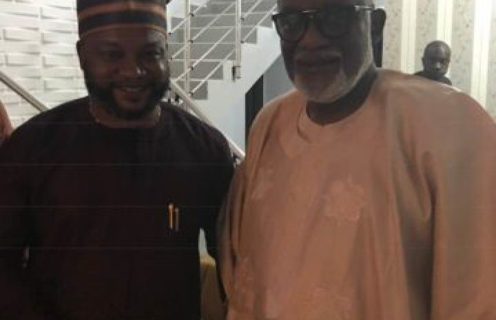 Ondo SSG resigns from Akeredolu's government