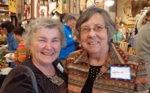 Nancy and Jennie Robrahn, Rapid City, South Dakota, 2015.03.26