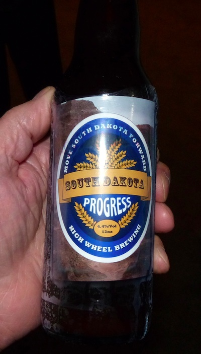 South Dakota Progress Home Brew