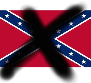 X Confederate Flag