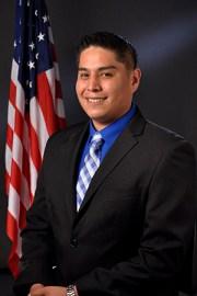 Vaughn Vargas, cultural advisor, Rapid City Police Department