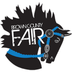 Brown County Fair logo