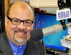 Greg Belfrage, KELO Radio