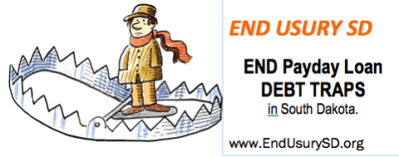 EndUsurySD.org says watch out for the payday lenders' trap!