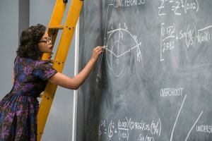 Hidden Figures, from Twentieth Century Fox