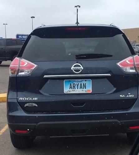 Photo by Facebook correspondent, Pierre, South Dakota, 2017.04.25.