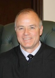Judge Tim Bjorkman, FB photo, July 2015.
