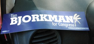 Tim Bjorkman for Congress
