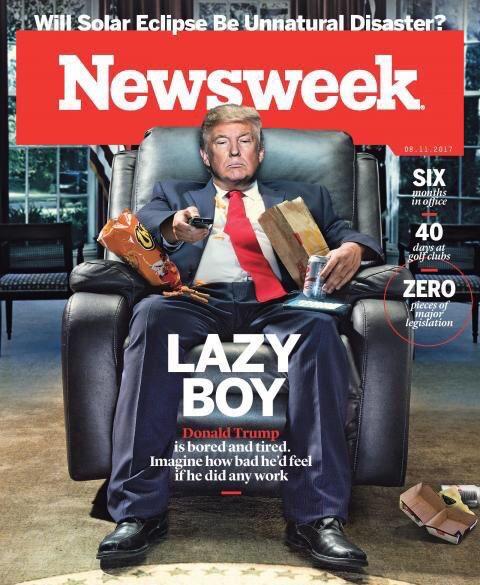 Newsweek, cover, 2017.08.11