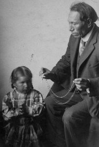 Black Elk: making Indians Catholic since 1904.