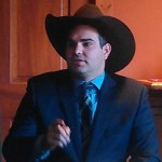 Sen. Billie Sutton, speaking in Aberdeen, SD, 2017.11.13.