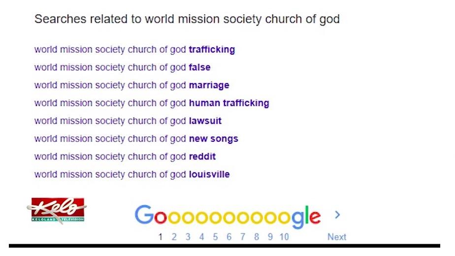 World Mission Society Church of God – Dakota Free Press