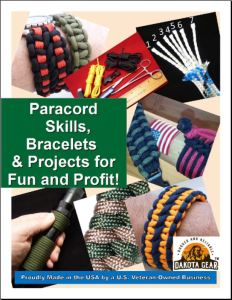 Paracord Skills, Bracelets and Projects for Fun and Profit Cover Page