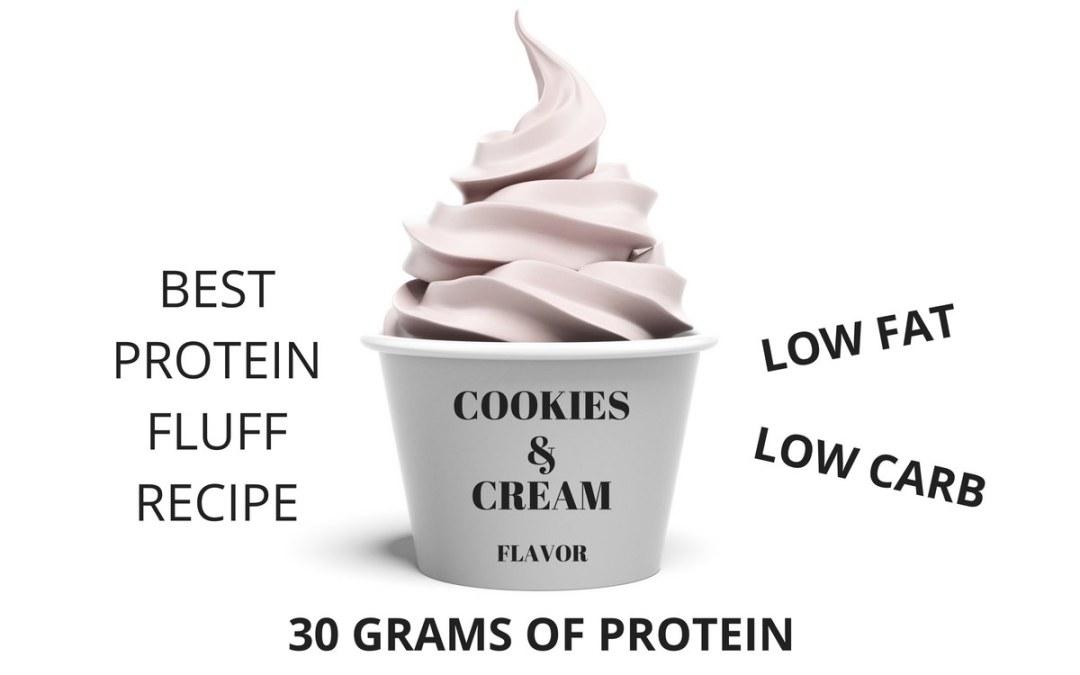 Protein Fluff Recipe