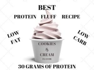 High Protein Treat