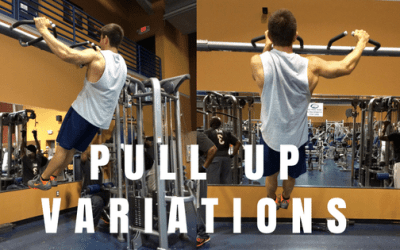 Pull Ups – How to & Variations