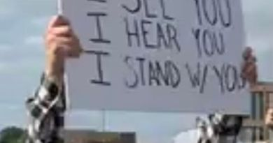 Protesters Gather in Sioux Falls; Businesses Prepare