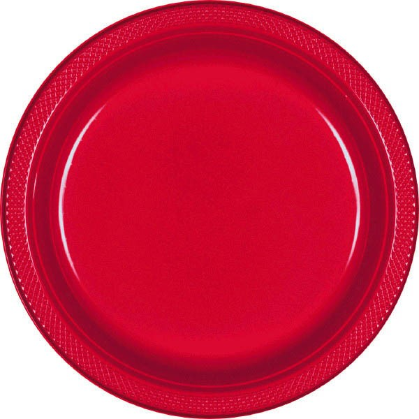 Solid Color Tableware. Apple Red  sc 1 st  Dakota Party : solid color tableware - pezcame.com