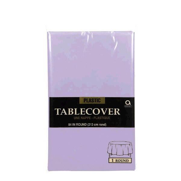 Lavender Plastic Round Tablecover 84u2033  sc 1 st  Dakota Party & Lavender 10.25u2033 Divided Plastic Plates 20ct u2013 Dakota Party