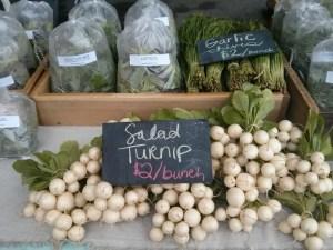 Hakurei-Turnips
