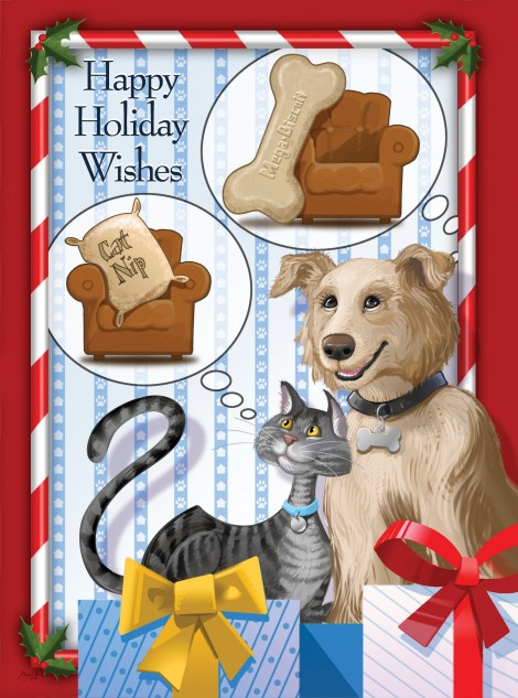 MAKE HOMELESS ANIMALS WISHES COME TRUE THIS HOLIDAY