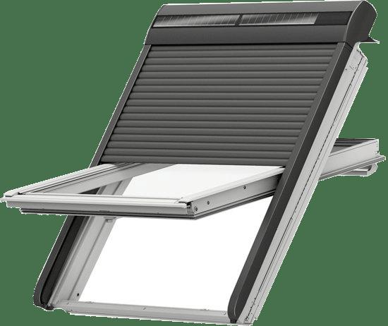 VELUX SSL rolluik op zonne-energie