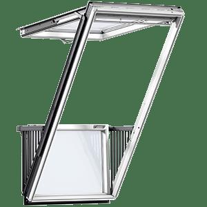 VELUX GDL 2066 balkonraam