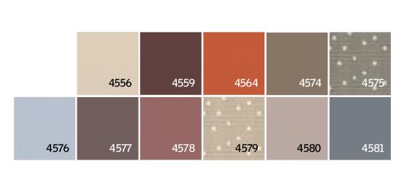 VELUX diverse kleuren tabel