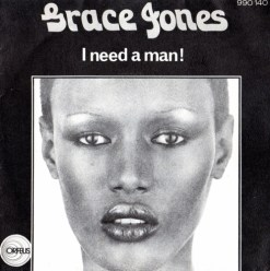 I need a man cover b/w orfeus records