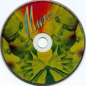 Grace Jones Muse CD