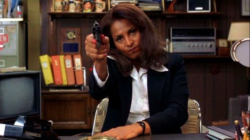 Pam Grier: Jackie Brown DAKrolak Cover Crop