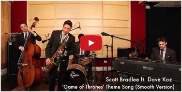 Jazzy Game of Thrones Theme Song [Video]