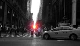 Manhattanhenge photos by DAKrólak 2014