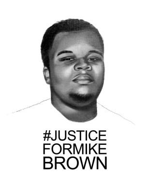 #JusticeForMikeBrown #Ferguson #MikeBrown