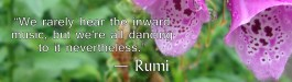 Rumi Meme Quote by DAKrólak