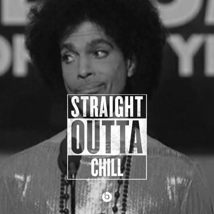 #StraightOutta Chill Prince